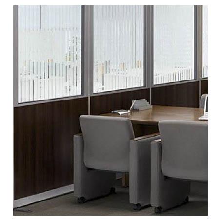 受注生産品 ローパーティション 直線パネル 上部透明ガラスパネル/下部木目パネルタイプ W1200×H1500 間仕切り 仕切り セイコー製:Belfix LPX シリーズ LPX-TPG1512 新品 オフィス家具 アジャスター付