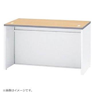 ローカウンター ホワイト W1200mm 天板ホワイトorペールアルダー 日本製 完成品 セイコー製:NSカウンターシリーズ W1200xD700xH700 NSL-12T_W 新品 オフィス家具