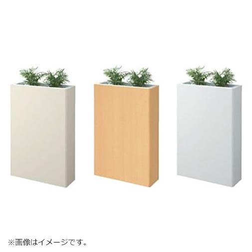 受注生産品 フラワーボックス ハイカウンター用 プランター 受注生産品 日本製 完成品 セイコー製:NSカウンターシリーズ W620xD222xH960 EFH-N60 新品 オフィス家具
