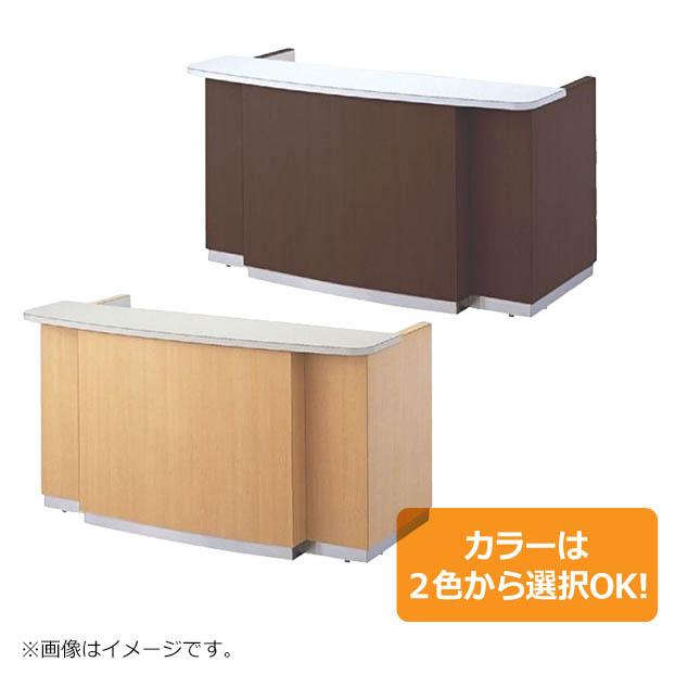 インフォメーションカウンター 奥行D900mm 有人タイプ ハイカウンター 中天板付き 日本製 完成品 セイコー製 W1800xD900xH950 CIG-180 新品 オフィス家具