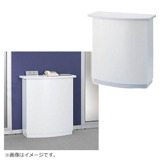 インフォメーションカウンター 無人タイプ ホワイト色 ハイカウンター 日本製 完成品 セイコー製:CIFシリーズ W870xD425xH950 CIF-NSRWW 新品 オフィス家具