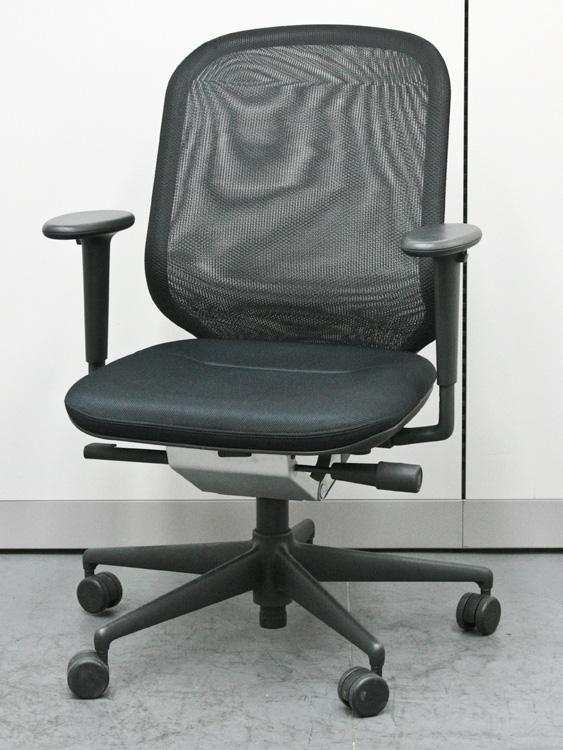 オフィスチェア ビジネスチェア 事務用イス マネージメントチェア メッシュチェア 中古チェア Vitra製:メダパルシリーズ 中古 セット オフィス家具 デザイナーズ家具
