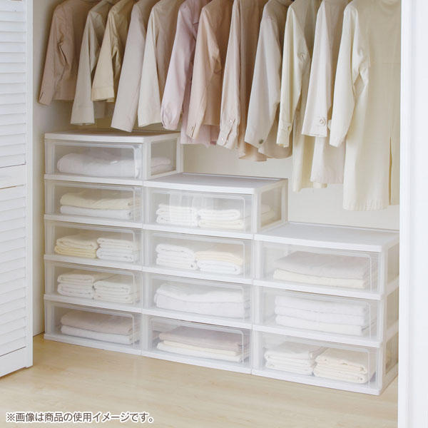 plastic clear storage in with for drawers containers clothes conjunction