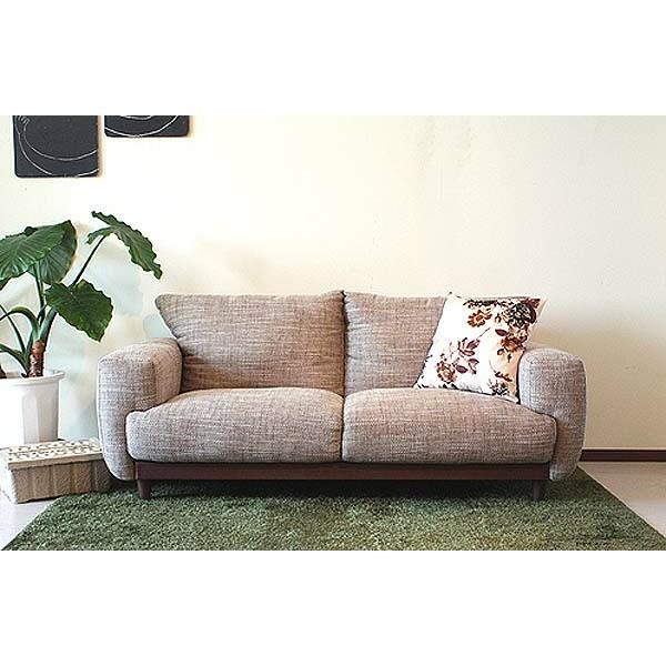 【送料無料】【TD】マイル 2.5Pソファー グレー 54050820 椅子 いす イス リビング家具 チェア デザイン家具 新生活 一人 【代引不可】【送料無料】【東馬】【取り寄せ品】