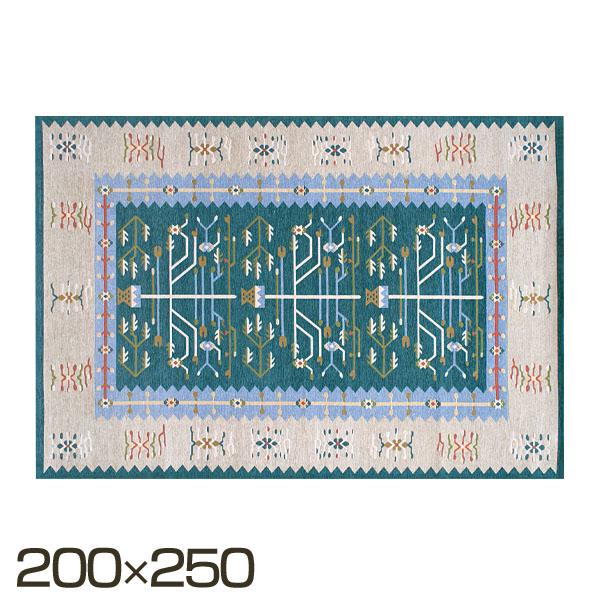 【カーペット ラグ ラグマット じゅうたん 絨毯 マット ホットカーペット対応】アンカラ 200×250【TD】【代引不可】【送料無料】