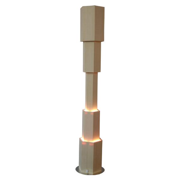 【エントリーでP5】フレイムス BABEL バベルフロアスタンドライト DF-081 【TD】【デザイナーズ照明 おしゃれ 照明 インテリアライト】【送料無料】【代引不可】【取り寄せ品】 新生活
