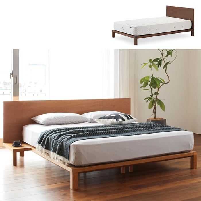 【お見積もり商品に付き、価格はお問い合わせ下さい】日本ベッドフレーム S INEMA イネマ NT無し ナイトテーブル無しウォルナット C932 ブラックチェリー C931シングルサイズ 寝具 ベッド フレーム