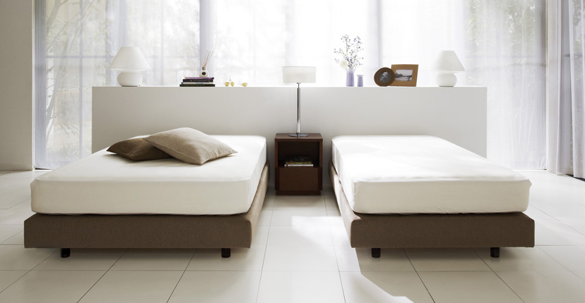 【お見積もり商品に付き、価格はお問い合わせ下さい】日本ベッドフレーム SL AHE HARDEDGE BOTTOM AHE ハードエッヂボトムセミダブルロングサイズ 寝具 ベッド フレーム 寝室 おしゃれ