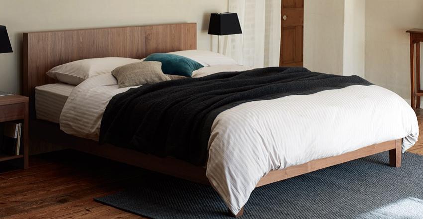 予約販売 【お見積もり商品に付き E031、価格はお問い合わせ下さい】日本ベッドフレーム D VINCENT ビンセント E032 FE(引出し無し)ウォルナット フレーム E031 ダークブラウン E032 グレー E033ダブルサイズ 寝具 ベッド フレーム, 南相木村:d642a6b9 --- lms.imergex.tech