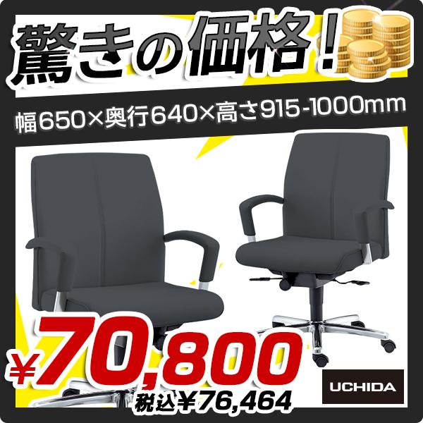 EX-300 ローバックタイプ オフィスチェア 高機能チェア 事務椅子 マネージメントチェア 社長椅子 重役椅子 リクライニング強度調整 モールドウレタン ヒップチルトリクライニング コラーゲンレザー ウレタンフォーム レザーパッド ブラック オフィス家具【安】(412154)