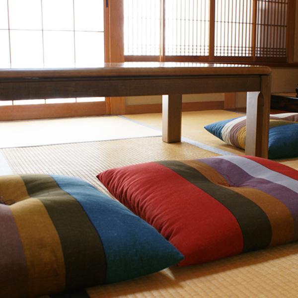 5枚組縞柄(しまがら)座布団 5枚組, アールシー ウメハラ:be3619f5 --- officewill.xsrv.jp