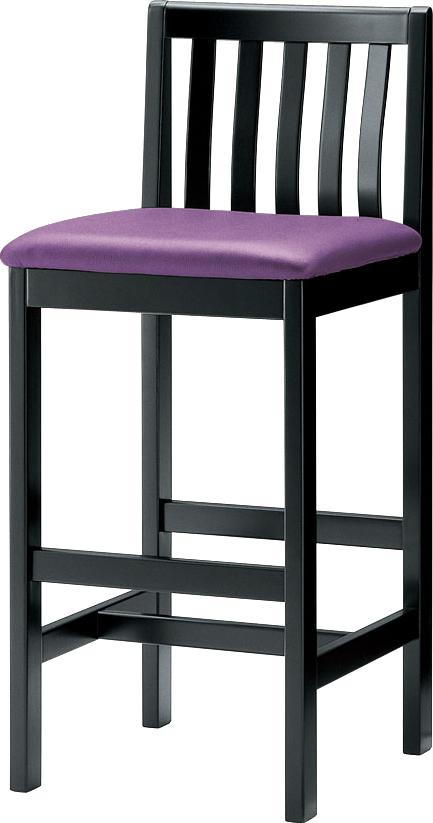 カウンターチェア クレス CRES バーチェアー ノナミ NONAMI カウンター 張地A 椅子 イス パーソナルチェアー いす chair 事業者向け 法人用 飲食店 カフェ レストラン【1台から注文承ります。大量注文の場合は、お見積もりいたします。】[送料無料][代引不可]