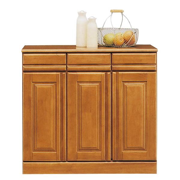 ジェロシリーズ90カウンター 新着 キッチン収納 リビングボード 国内即発送 キッチンキャビネット 日時指定不可 収納家具