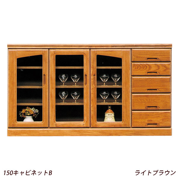 Domestic production made in Japan for the living for the cabinet living  room with the glass cabinet drawer with the Norton 150 cabinet B living  board ...