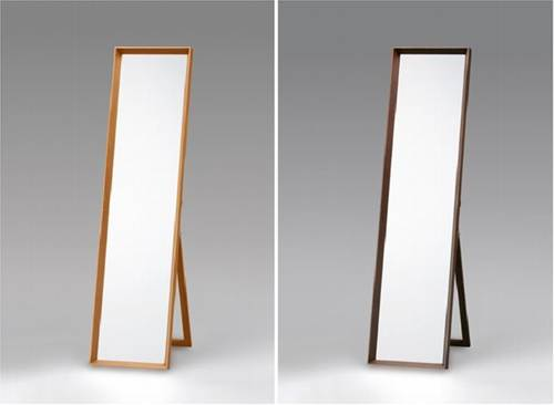 stand mirror deep frame stand mirror systemic full length body mirror full length mirror mirror - Wood Frame Full Length Mirror