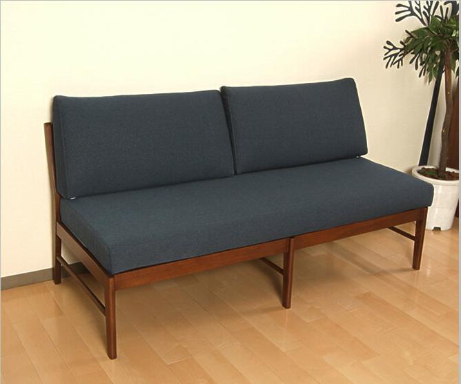 ダイニングベンチソファ 2人掛け ダイニング肘無ソファ フィグ ソファ 椅子、イス、リビングチェア 北欧風 ダイニングチェア ダイニングチェアー 食卓椅子 椅子 いす イス チェア チェアー