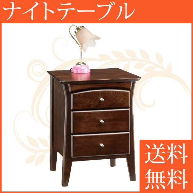 Kagumaru You Can Put Wood Nightstand Light Book Bedside Table Cly Chic In Design Antique Clic New Life Moving Rakuten Global Market