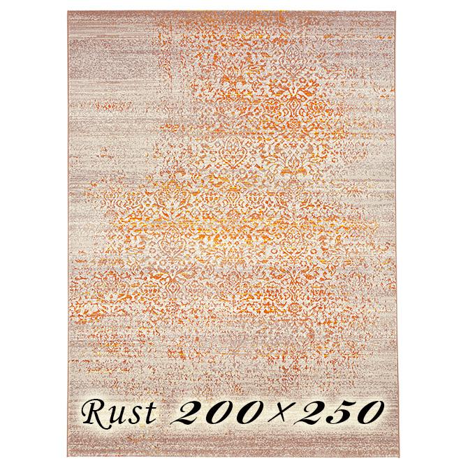 ラグ カーペット ゴルガ 200×250cm ラスト ベルギー製 ウィルトン織 高級 絨毯 厚手 【送料無料】【代引不可】