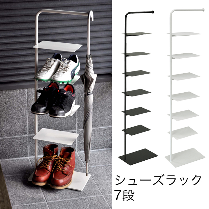 Shoe Rack Shoes Storage Stack Rack Shoes Rack 7 Stage Door Storage Frames  U0026amp; ...