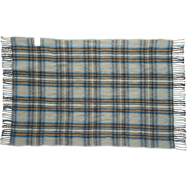 NAKAGISHI电围裙灰色电热毯羊毛毯毯子围毯