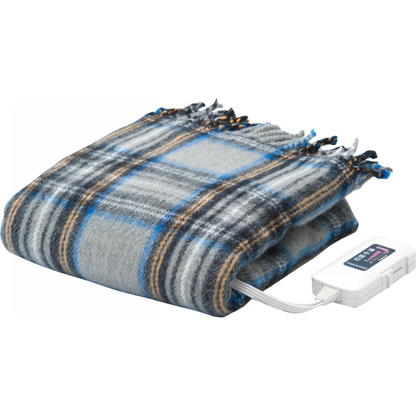 NAKAGISHI electric throw gray electric blanket blanket blanket rug(hizakake) life moving