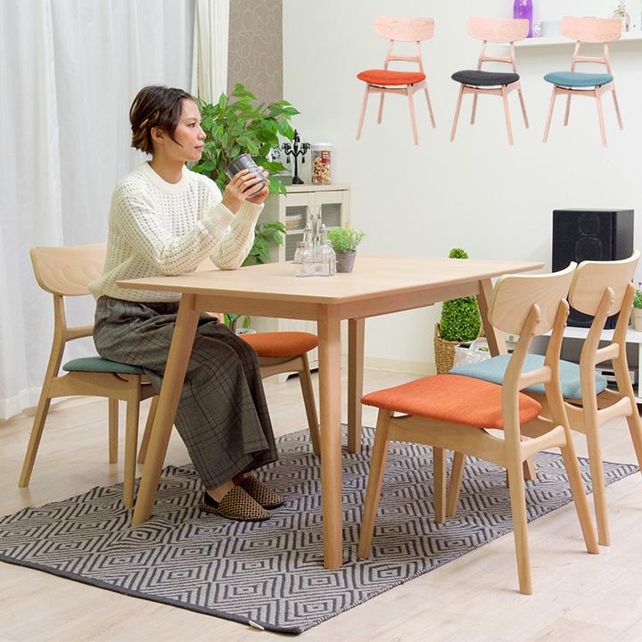 伸長式 ダイニングセット 5点 Pieta(ピエタ) 幅120-150cm 3タイプ対応 4人掛け ダイニングテーブル ダイニングテーブルセット ダイニングチェア ダイニングテーブル バタフライテーブル おしゃれ