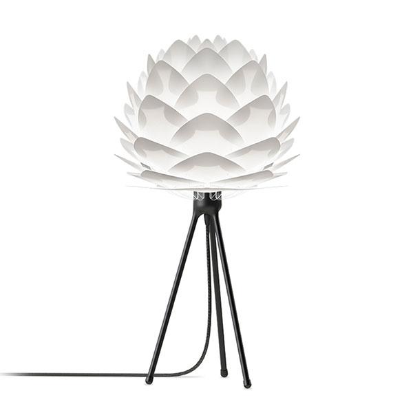 ELUX エルックス 02009ttbk VITA Silvia mini (Tripod Table/ブラック) 照明 照明器具 【電球別売】