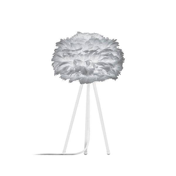 ELUX エルックス 03013ttwh VITA Eos mini light grey (Tripod Table/ホワイト) 照明 照明器具 【電球別売】