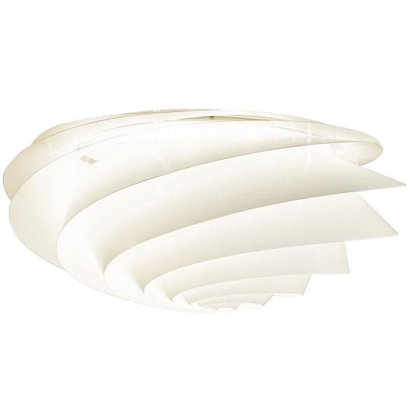LE KLINT レクリント シーリングライト 【φ60×H20cm】 SWIRL スワール シーリングM KC1320M ホワイト 北欧 照明 レ・クリント