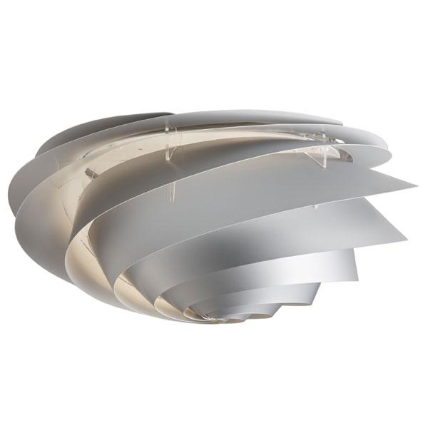 LE KLINT レクリント シーリングライト 【φ37*H15cm】 SWIRL スワール シーリングS  KC1320SSV シルバー 北欧 照明 レ・クリント