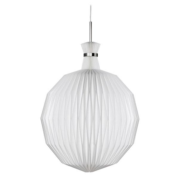 LE KLINT レクリント ペンダントランプ 【φ55×H70cm】 Lantern MODEL 101 KP101×L ホワイト 北欧 照明 レ・クリント