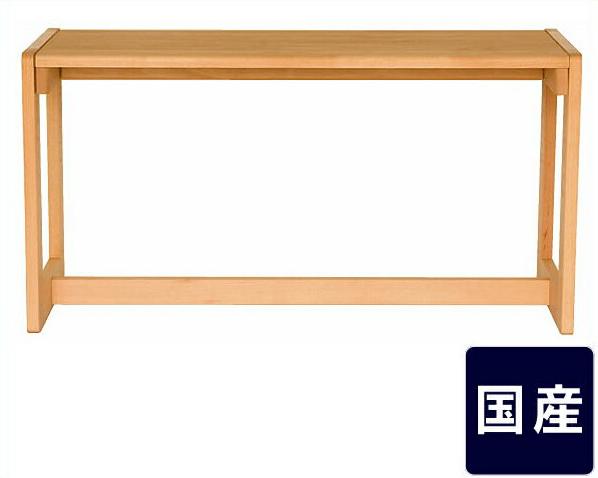 【杉工場】女性視点デザインの木のキッズテーブル(幅90cm)MUCMOC(ムックモック)※キャンセル不可 ダイニング テーブル