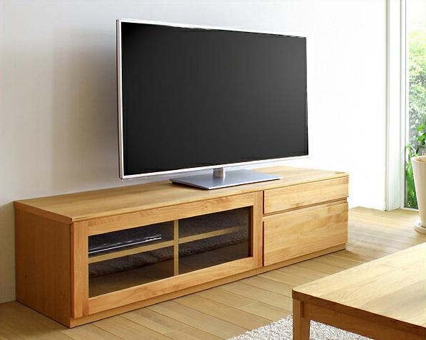 お好みに並べ替えできて使いやすい木製テレビボード・テレビ台 150cm幅(アルダー)【テレビボード テレビ台 tvボード tv台】 シンプル モダン リビング おしゃれ家具 オシャレ家具