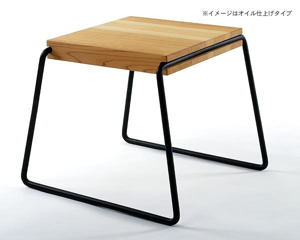 杉無垢のスツールmiyakonjo product(ミヤコンジョプロダクト)TETSUBO(テツボ)シリーズ小泉誠デザイン※代引き不可