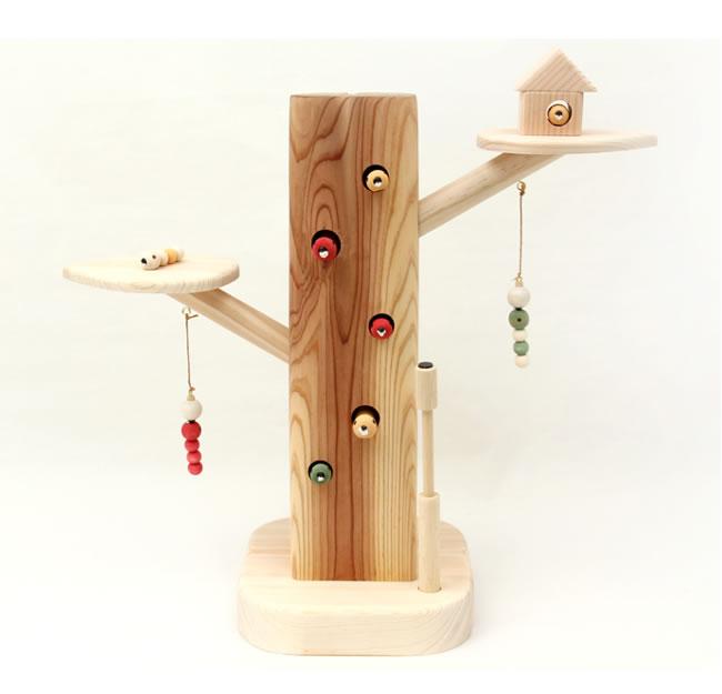 夢工房ももたろう木のおもちゃ ひっつきむしの木(小)(引っ付き虫 ひっつき虫) 木製 オモチャ ナチュラル 知育玩具 子供 こども 子ども 誕生日 プレゼント ギフト 贈り物 おしゃれ シンプル モダン 赤ちゃん 知育トイ