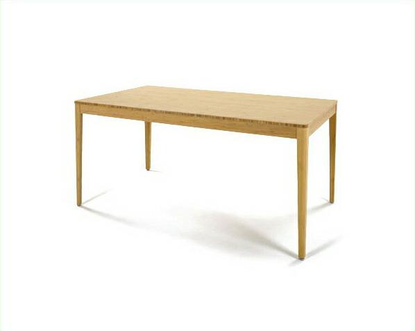竹のダイニングテーブル1800幅TEORI Fシリーズ【アジアン 和】