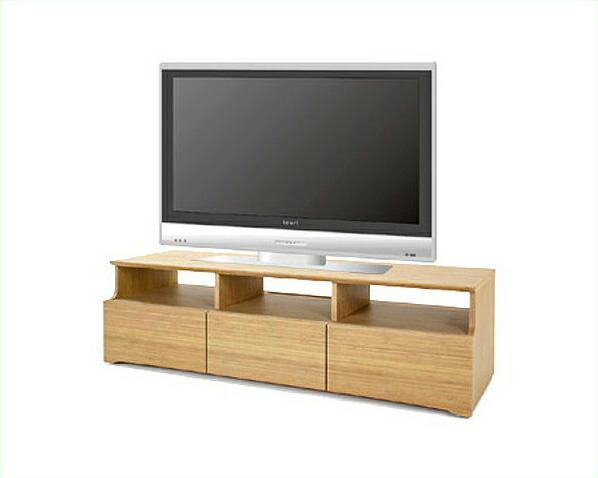 竹のテレビボード 1500幅TEORI Fシリーズ【アジアン 和】【テレビスタンド】【AV収納】