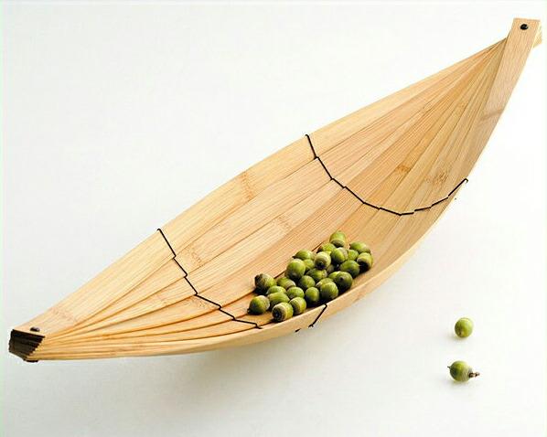 竹のトレー【HULL】【アジアン 和】 ※代引き不可