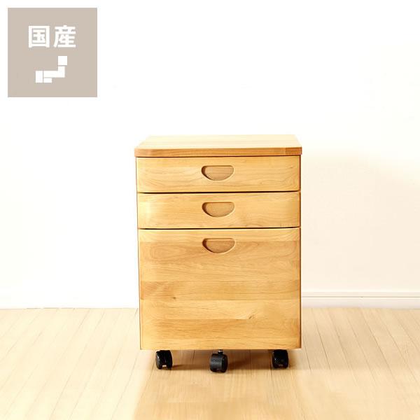 【杉工場】【ユニシス】木製ワゴン