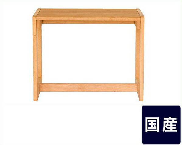 【杉工場】女性視点デザインの木のキッズテーブル(幅60cm)MUCMOC(ムックモック)