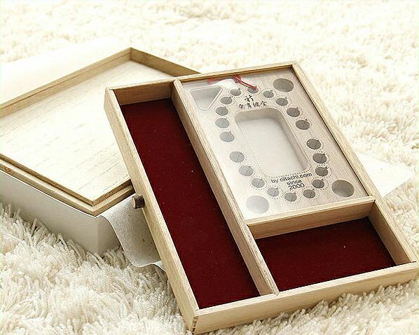 おいたちの小箱 ユキちゃんA5母子手帳用・引出式※キャンセル不可 男の子 女の子
