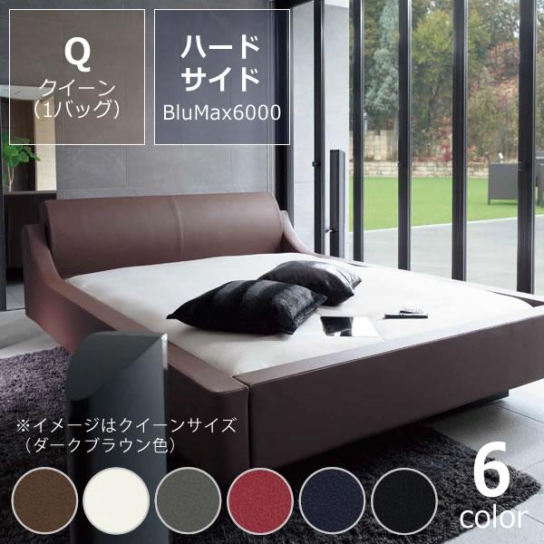 オーバーナイト11(レザー)ハードサイド クイーンサイズ(1バッグ)BluMax6000 ※代引き不可【ウォーターワールド/WATER WORLD】ドリームベッド dream bed