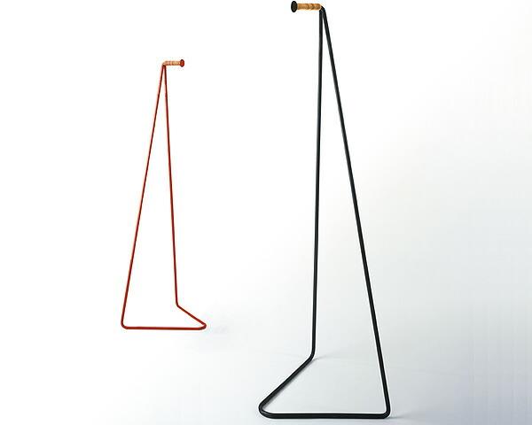 シンプルなハンガーラックmiyakonjo product(ミヤコンジョプロダクト)TETSUBO(テツボ)シリーズ小泉誠デザイン※代引き不可