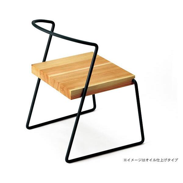 杉無垢のチェアmiyakonjo product(ミヤコンジョプロダクト)TETSUBO(テツボ)シリーズ小泉誠デザイン※代引き不可カウンターチェア ハイチェア