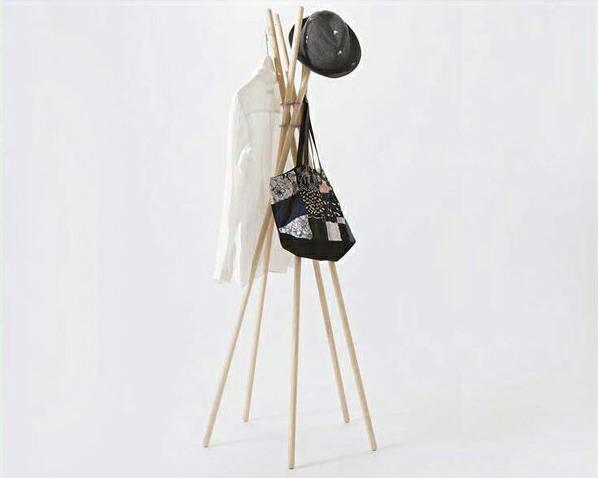abode(アボード)コートハンガー PVCS - Coat Hangerデザイナー 奈須田 友也※代引き不可