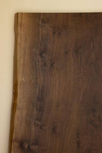 【返品送料無料】 家具蔵(かぐら) 一枚板テーブル 無垢天板【樹種:ウォールナット】(RWA-60) オーダー家具 W1400・D810・H700, ソククル:f728e589 --- camminobenedetto.localized.me