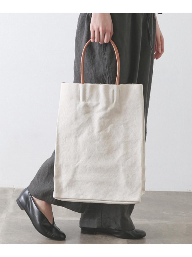 [Rakuten BRAND AVENUE]amiacalva paper bag (T) かぐれ カグレ バッグ【送料無料】