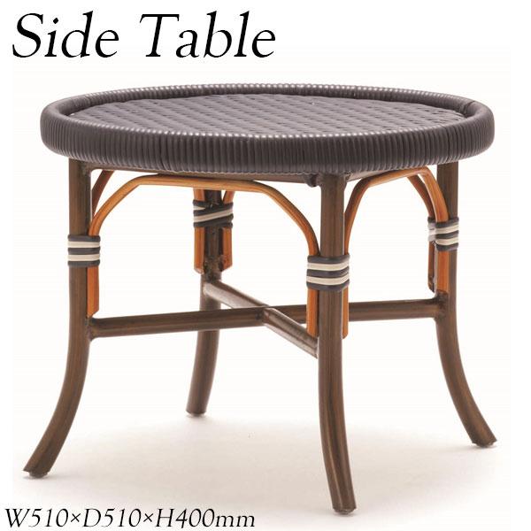 アウトドアテーブル サイドテーブル 丸テーブル コーヒーテーブル カフェテーブル ポリエチレン アルミ AP-0095