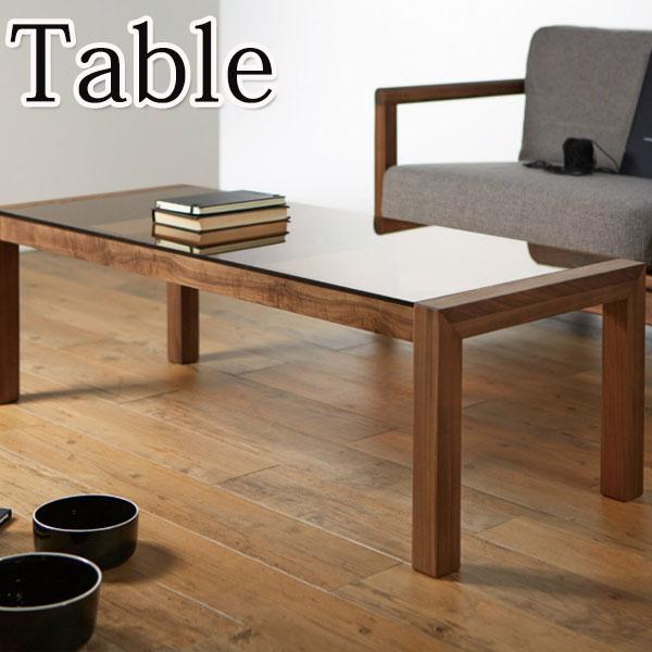 リビングテーブル 机 テーブル センターテーブル ローテーブル ガラス リビング ダイニング カフェ 北欧 シンプル ナチュラル モダン カジュアル CH-0489