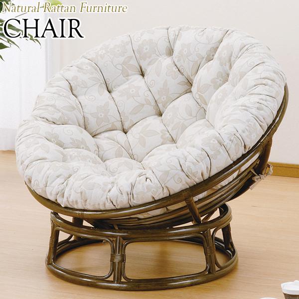 チェアー 椅子 IS-0565 ソファー 1人掛 リラックスチェア 角度調節可能 ラタン家具 籐家具 天然素材